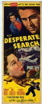 Desperate Search 1952 DVD - Howard Keel / Jane Greer